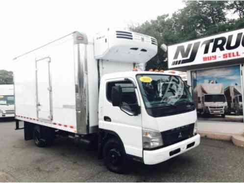 2010 Mitsubishi Fuso Fe180 THERMO KING SELF CONTAINED REEFER UNIT