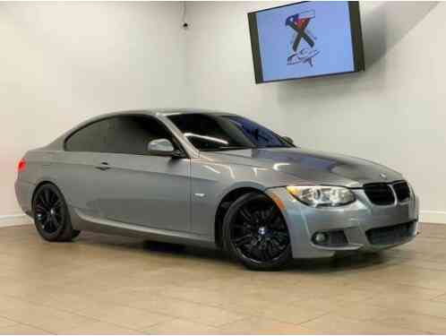 2011 BMW 3-Series 328i 2dr Coupe