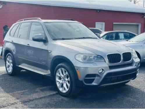 BMW X5 xDrive35i Sport Activity AWD (2011)