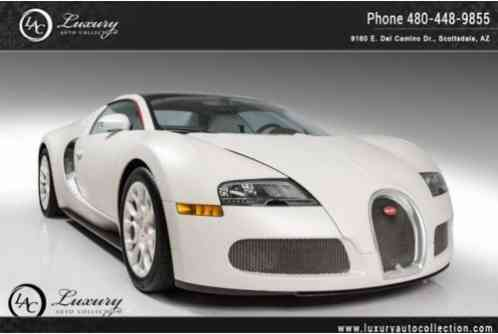 Bugatti Veyron Grand Sport | New (2011)