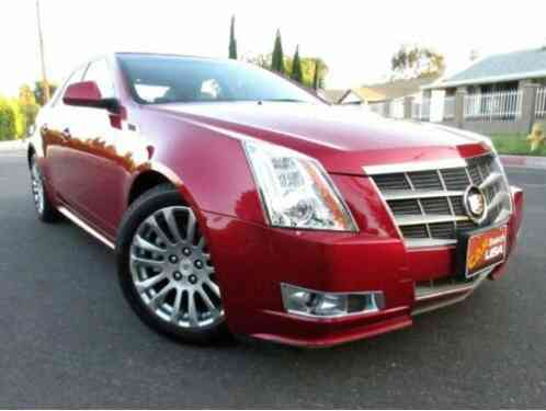 2011 Cadillac CTS 3. 0L Performance