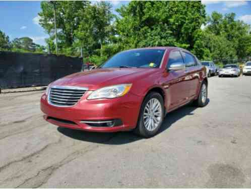 Chrysler 200 Series (2011)