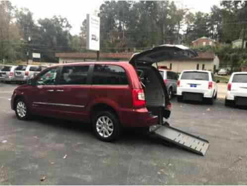 2011 Chrysler Town & Country Touring-L handicap wheelchair van accessible