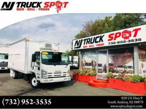 2011 Isuzu NQR 18 FEET MICKEY FREEZER BODY 17995LB GVW
