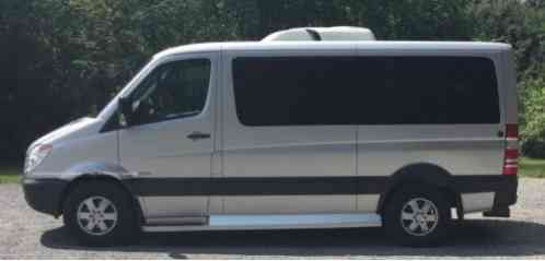 Mercedes-Benz Sprinter 2500 (2011)