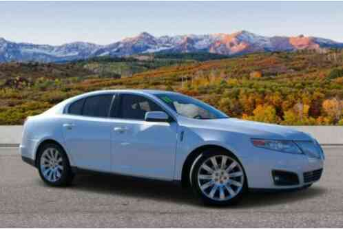 Lincoln MKS w/EcoBoost (2011)