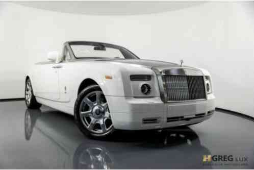 Rolls-Royce Phantom -- (2011)