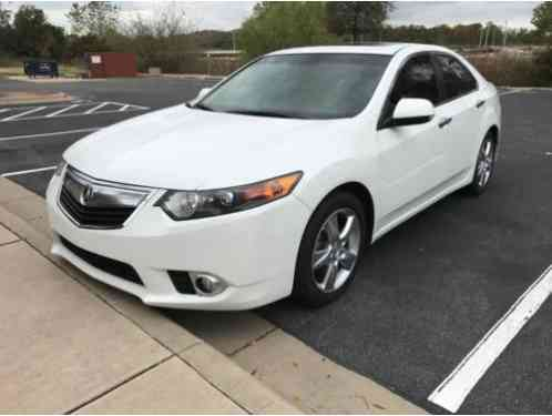 Acura TSX Technology Package (2012)