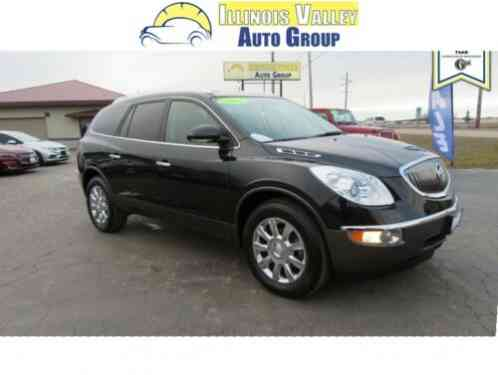Buick Enclave Leather FWD (2012)