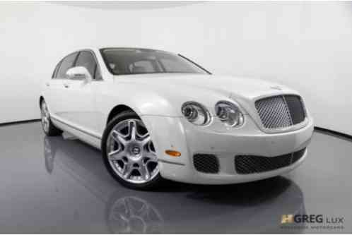 Bentley Continental Flying Spur (2012)