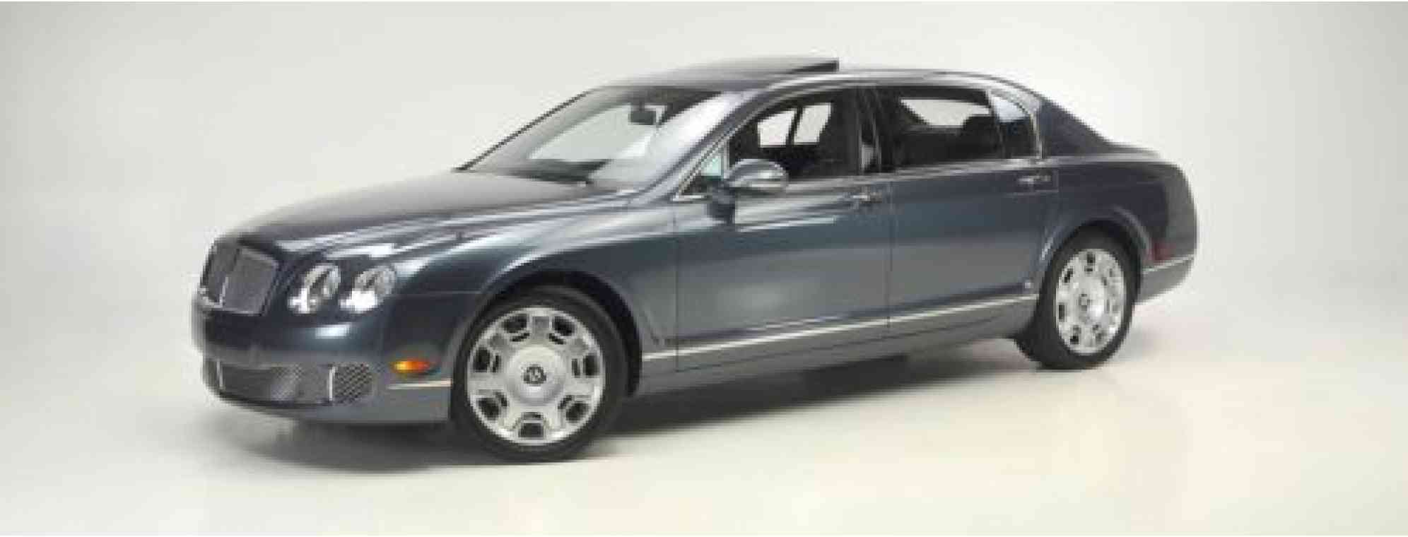 Bentley Continental Flying Spur -- (2012)