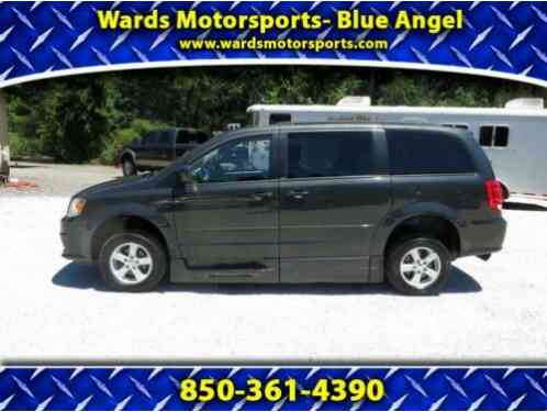 2012 Dodge Grand Caravan SXT BRAUN ABILITY