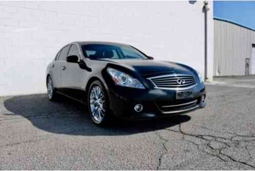 2012 Infiniti G37 JOURNEY-CARFAX CERTIFIED-CLEAN TITLE-NO RESERVE
