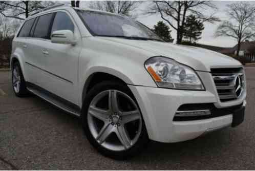 2012 Mercedes-Benz GL-Class AWD GL550 AMG PACKAGE-EDITION(ALL OPTIONS)