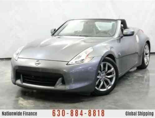 Nissan 370Z Touring / CONVERTIBLE / (2012)
