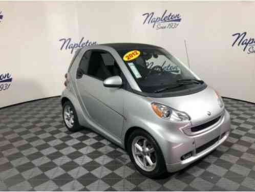 Smart Fortwo Passion (2012)