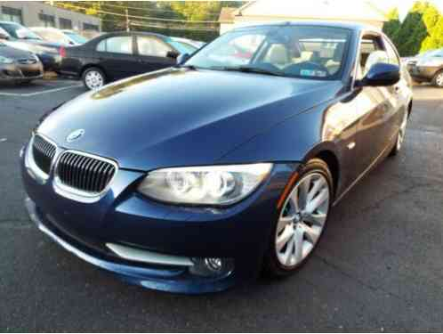 2013 BMW 3-Series 328i 2dr Coupe