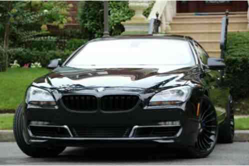 2013 BMW 6-Series 650i Gran Coupe 4dr Sedan