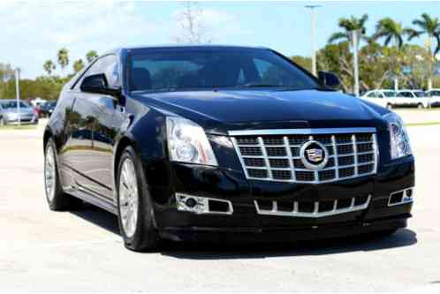 Cadillac CTS Coupe (2013)