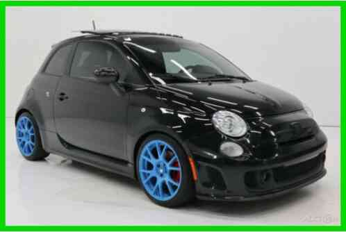 Fiat 500 Abarth Hatchback (2013)