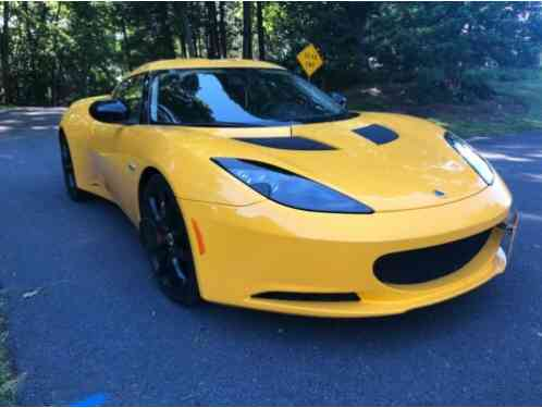 Lotus Evora S 2dr Coupe (2013)