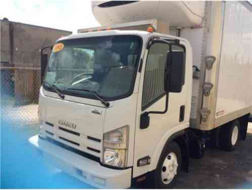2013 Isuzu NPR DSL REG AT ECO-MAX IBT PWL