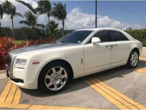 Rolls-Royce Ghost (2013)