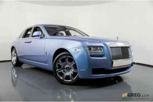 Rolls-Royce Ghost -- (2013)