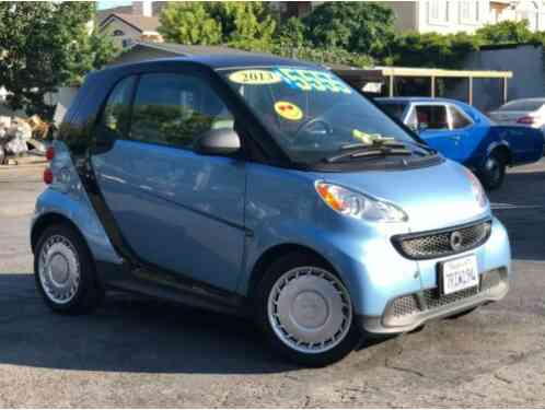 Smart Fortwo (2013)