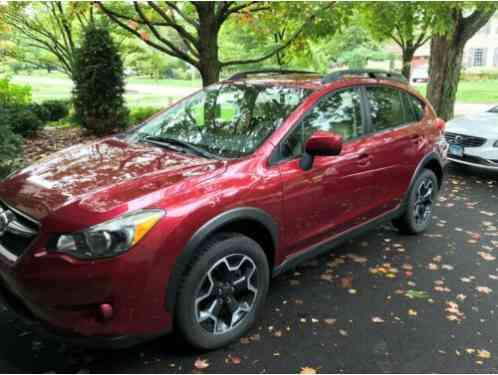 Subaru XV Crosstrek AWD / LIMITED / (2013)