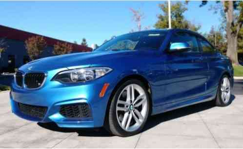 2014 BMW 2-Series 228i Coupe 2D
