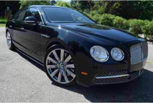 Bentley Flying Spur AWD BEVERLY (2014)