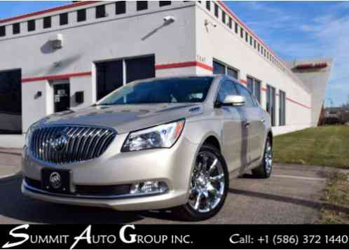 2014 Buick Lacrosse W/EASSIST FWD LEATHER-EDITION/WAGON/SPORT