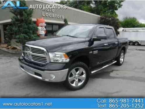 2014 Dodge Ram 1500 4X4 Crew Big Horn