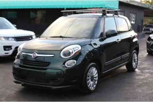 Fiat 500L Easy 4dr Hatchback (2014)