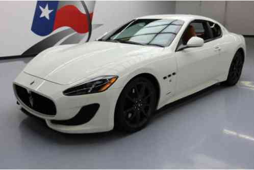 maserati gran turismo 2014 sport htd seats nav 20 s 14k. Black Bedroom Furniture Sets. Home Design Ideas
