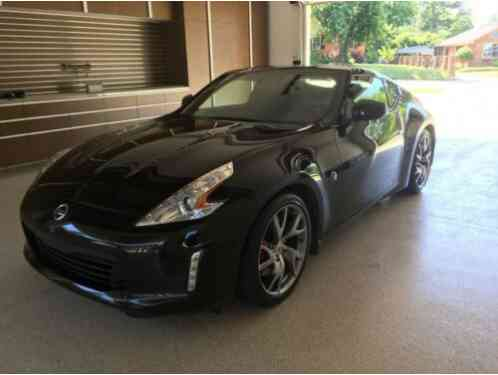 2014 Nissan 370Z Touring Coupe w/Sport & Nav Packages