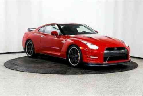 Nissan GT-R Track Edition AWD 2dr (2014)