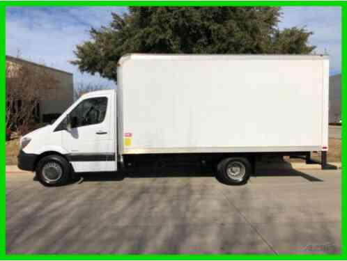 2014 Other Makes Sprinter 3500 Chassis 3500 Diesel Dual Rear Wheel Box Truck 16