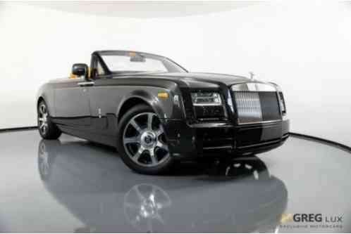 Rolls-Royce Phantom Drophead (2014)