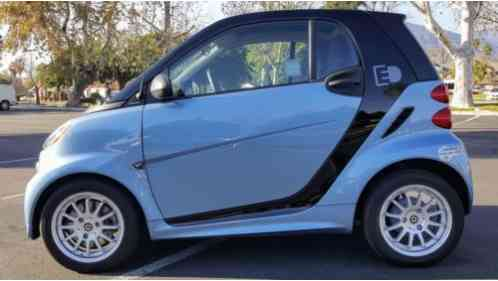Smart fortwo electric drive Passion (2014)