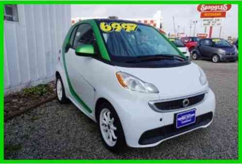 Smart Fortwo passion (2014)