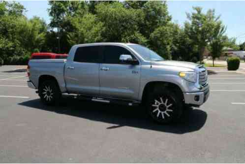 Toyota Tundra Limited 4x4 4dr (2014)
