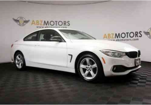 BMW 4-Series 428i xDrive (2015)