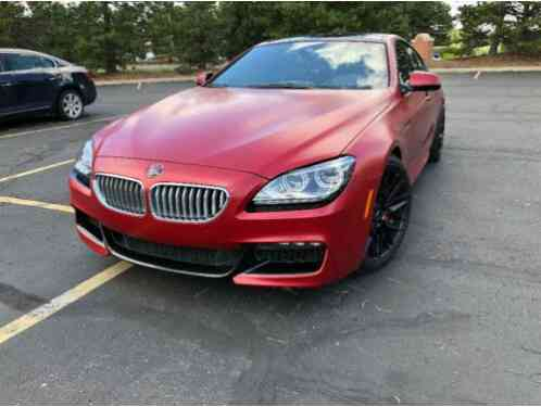 2015 BMW 6-Series GRAN COUPE XDRIVE