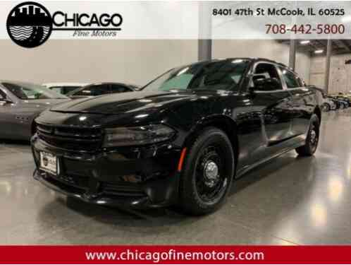 Dodge Charger Police Hemi AWD (2015)