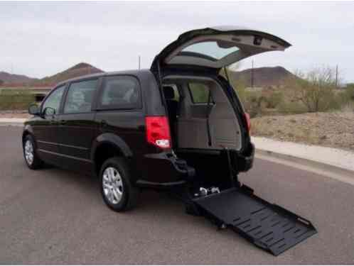 Dodge Grand Caravan SE Wheelchair (2015)