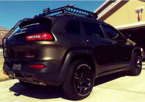 Jeep Cherokee Trailhawk 2015 The Is One Of The Most