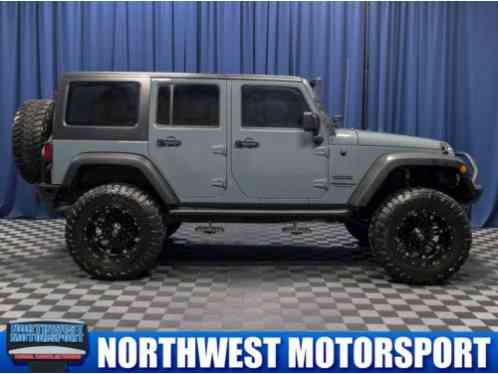 Jeep Wrangler Unlimited Sport 4x4 (2015)