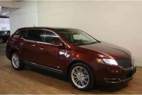 Lincoln MKT EcoBoost AWD (2015)